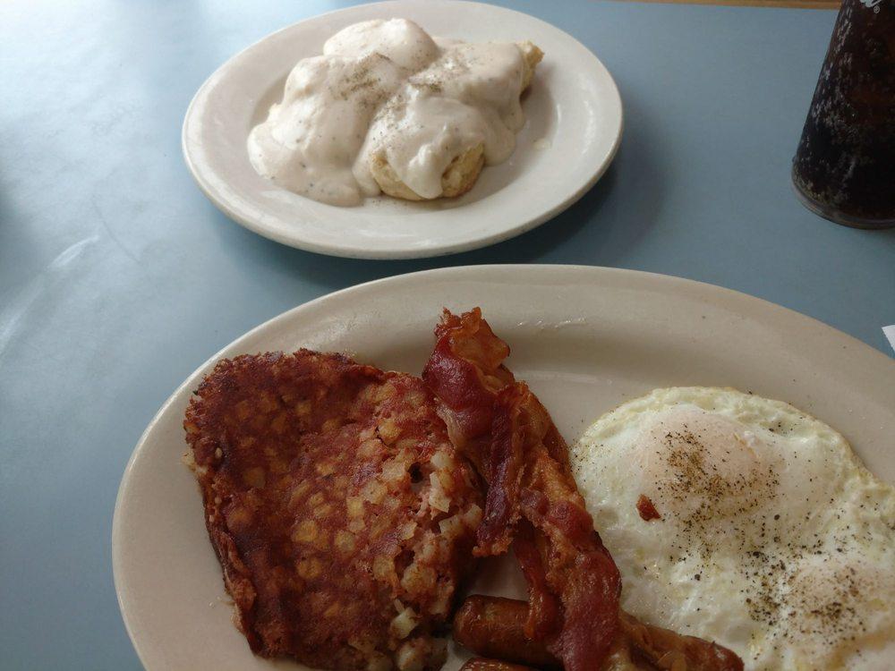 Food from Breakfast Shoppe
