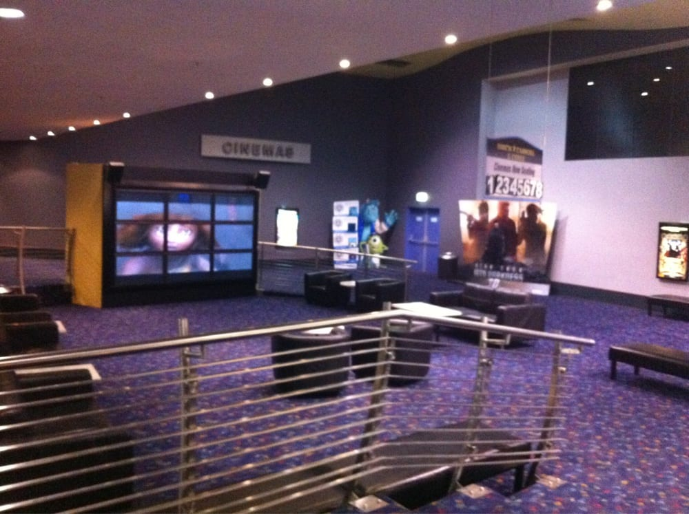 Event Cinemas - Cinemas - Cnr Moreton Bay Rd & Old Cleveland Rd