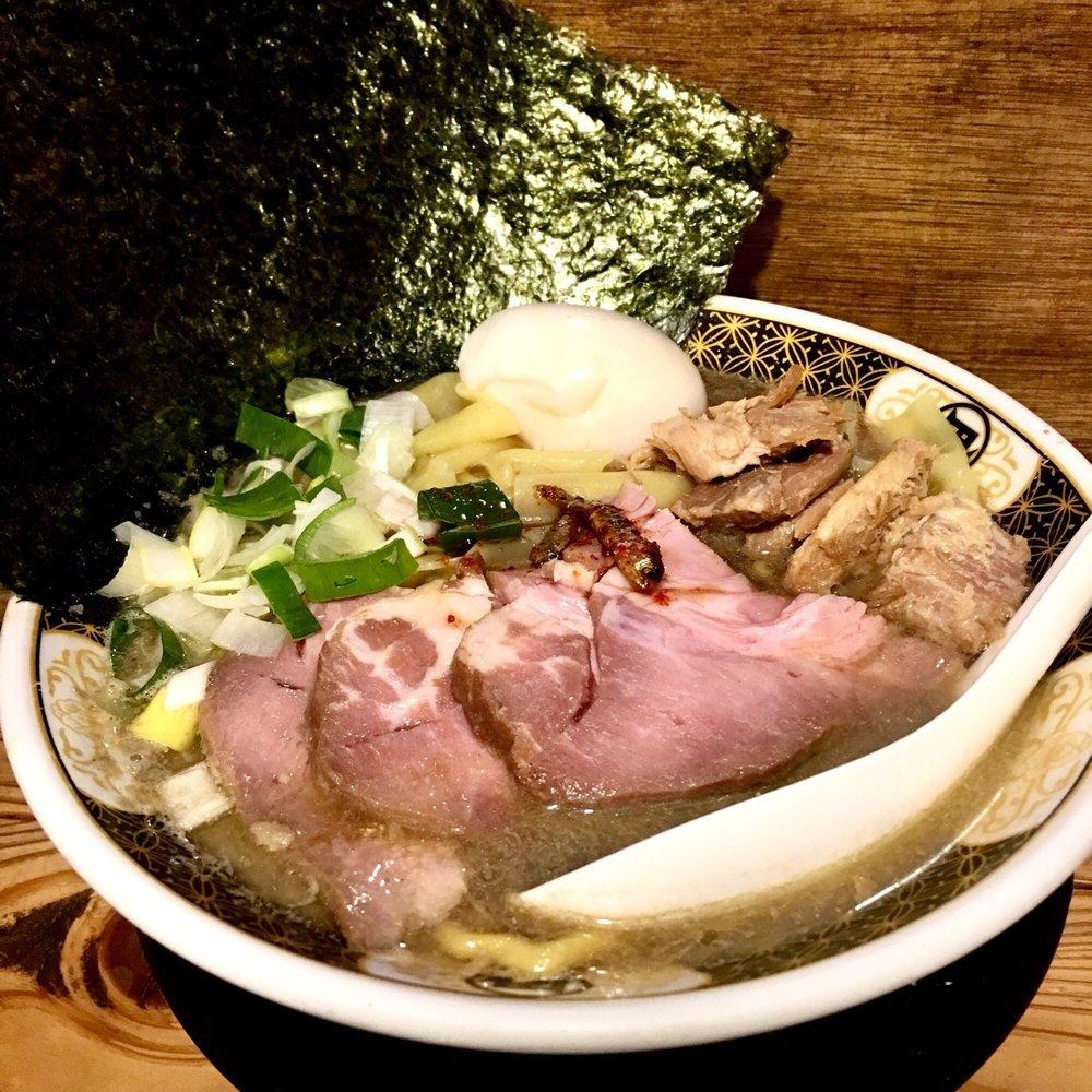 すごい煮干ラーメン凪 新宿ゴールデン街店本館の画像