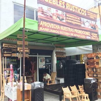 Muebles r sticos pinosur tienda de muebles av kabah for Mueblerias en cancun