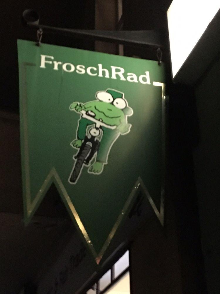 FroschRad - 15 Fotos & 22 Beiträge - Fahrrad - Wiener Str. 15 ...