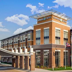 Photo Of Cambria Hotel Suites Akron Canton Airport Uniontown Oh United