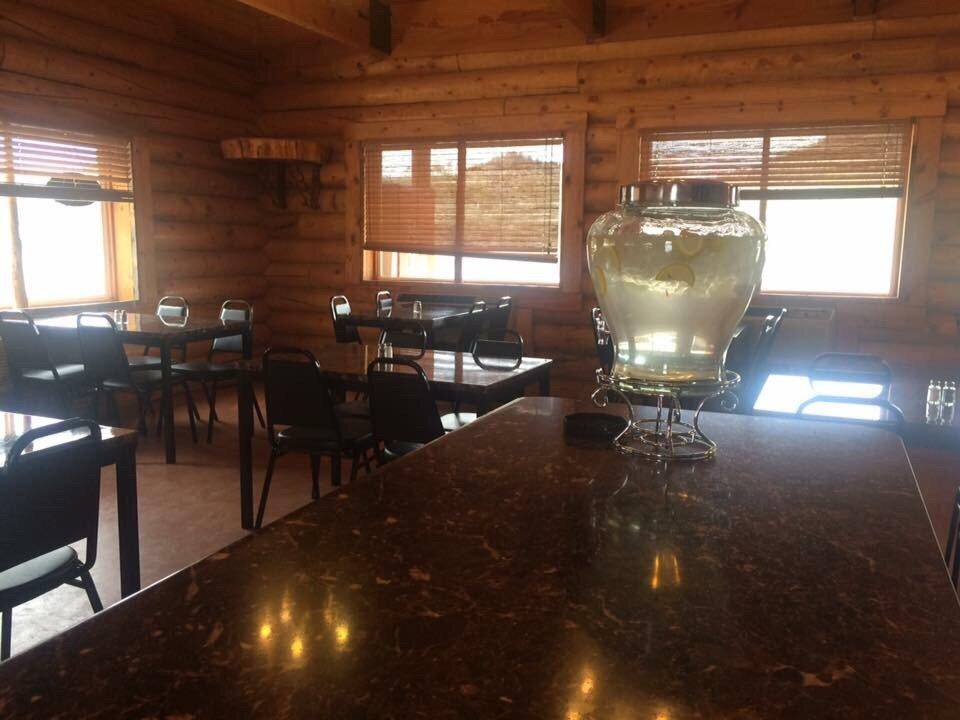 Renegades Restaurant: 40 N 400th W, Escalante, UT