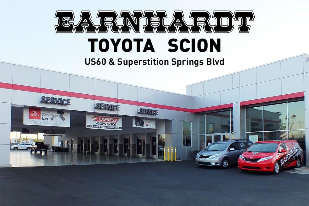 Photo Of Earnhardt Toyota Mesa Az United States Scion Service