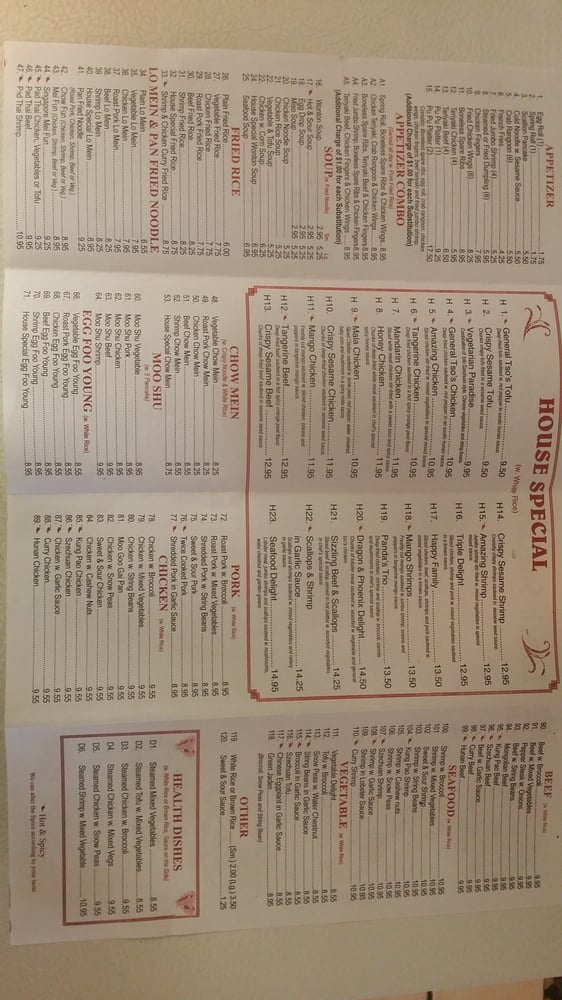 New Golden China Restaurant: 45 S Main St, South Deerfield, MA