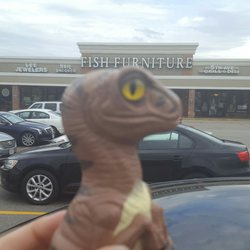 Photo Of Fish Furniture   Cleveland, OH, United States. Bob The Raptor Says