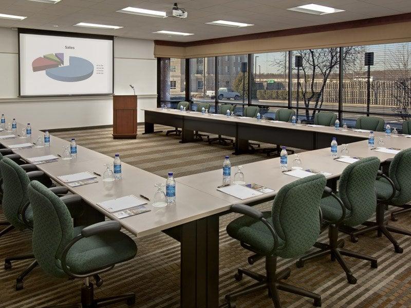 Meeting Room: U-Shape Setup - Yelp