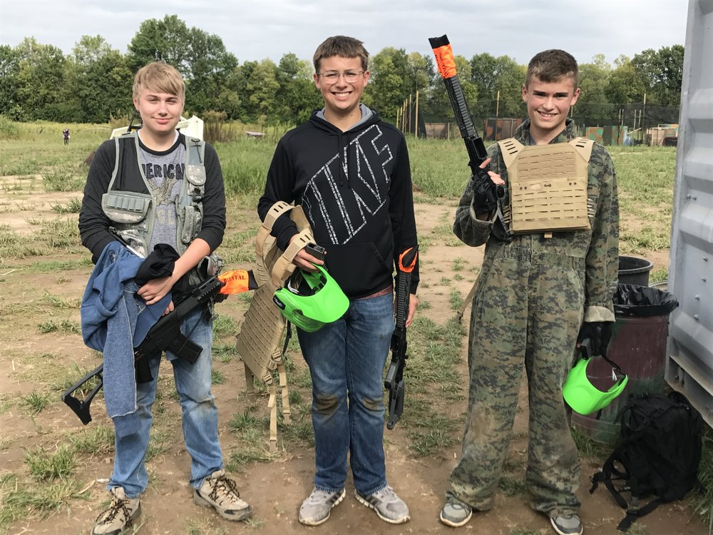 Paintball Indiana: 6109 S US Hwy 31, Franklin, IN