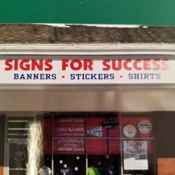 5f1adae8 Signs For Success - Request a Quote - Screen Printing/T-Shirt Printing -  1026 Mt Vernon Rd, Newark, OH - Phone Number - Yelp