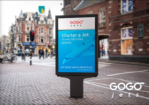 GOGO JETS - Houston Private Jet Charter: 720 Rusk St, Houston, TX