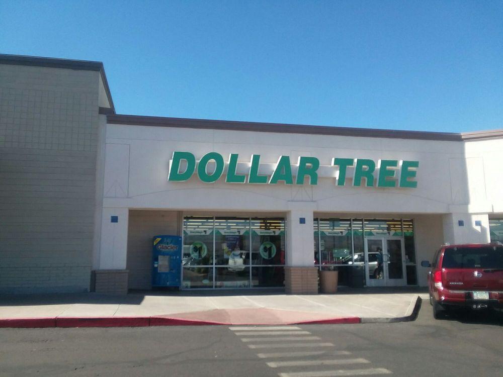 Dollar Tree Store: 2129 W US Highway 70, Thatcher, AZ