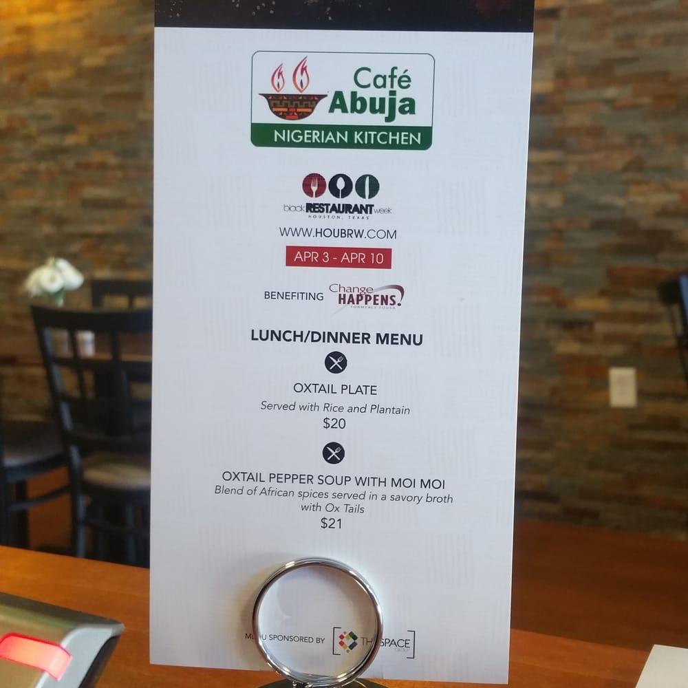 Photos for Cafe Abuja - Yelp