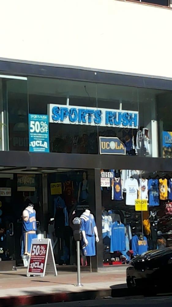 Sports Rush: 10903 Weyburn Ave, Los Angeles, CA