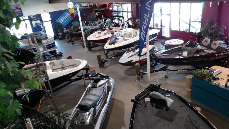Boat Dealer-Outdoor Sports: 9100 E Valley Rd, Prescott Valley, AZ