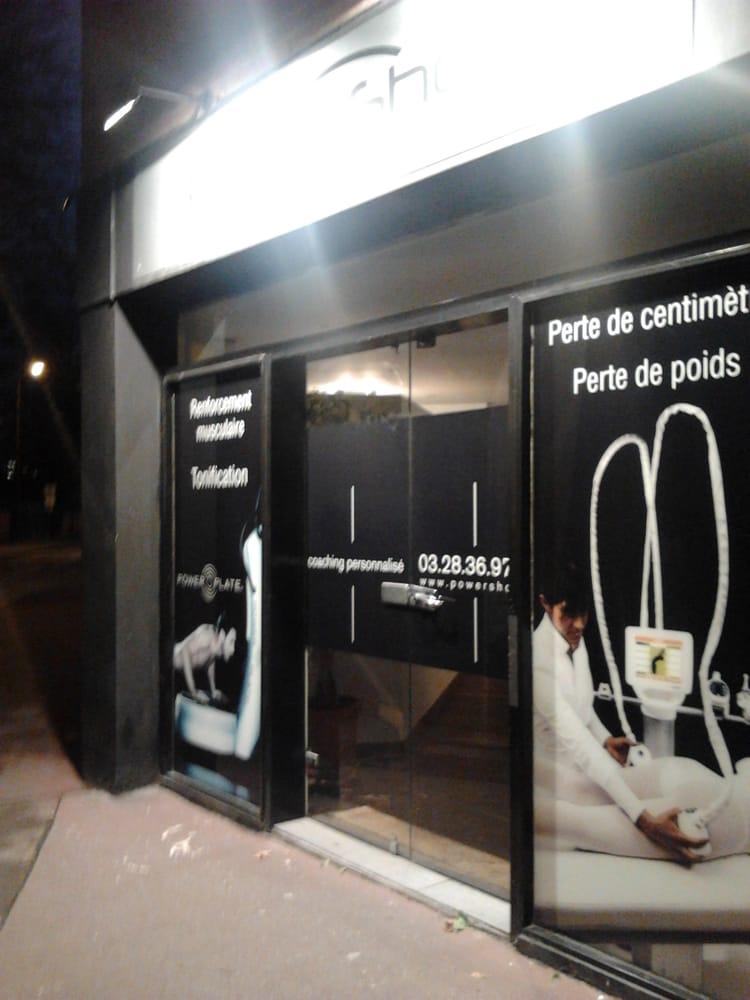 power shop salles de sport 145 rue r du ballon st maurice pellevoisin la madeleine nord