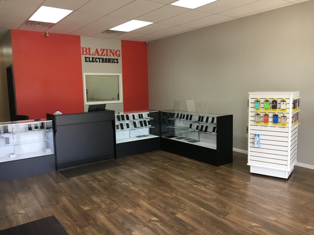 Blazing Electronics: 1317 N Maize Rd, Wichita, KS