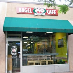 My Three Sons Bagel Cafe Garden City