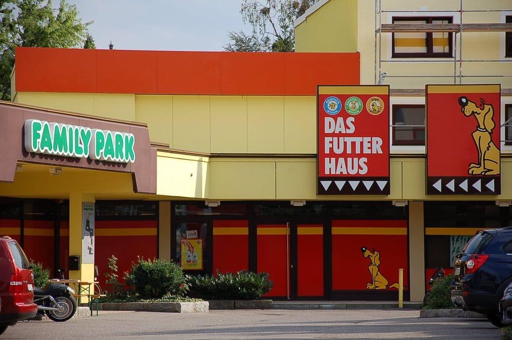 Das Futterhaus Zoohandlung Tierbedarf Landsberger
