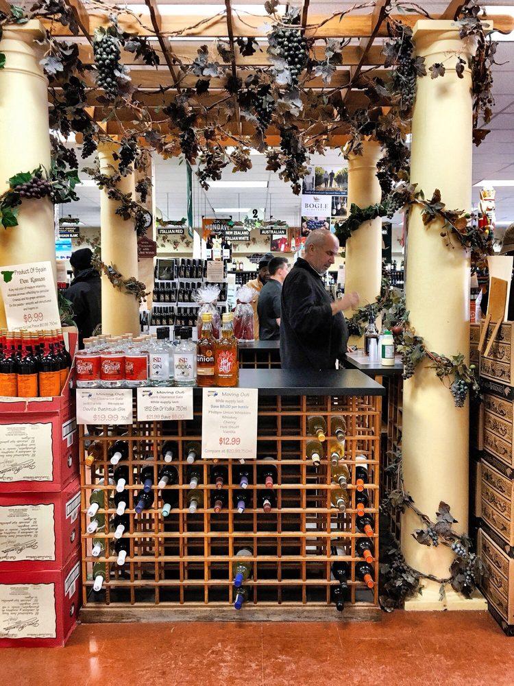The Wine Sellar: 3843 Union Rd, Buffalo, NY