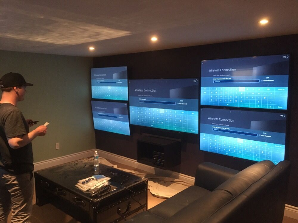 Leslievillegeek - Get Quote - 31 Photos - TV Mounting - 255 Glenlake ...