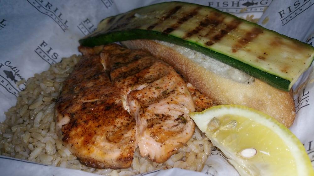 California fish grill 480 foto piatti a base di pesce for California fish grill gardena ca