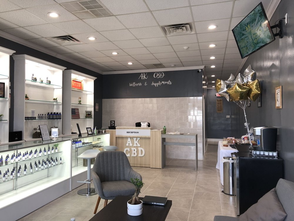 Photo of AK Wellness & Supplements - Southampton, PA, United States. Showroom