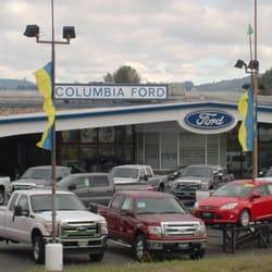 Columbia Ford Longview Wa >> Columbia Ford Lincoln Nissan Hyundai New 15 Photos 22