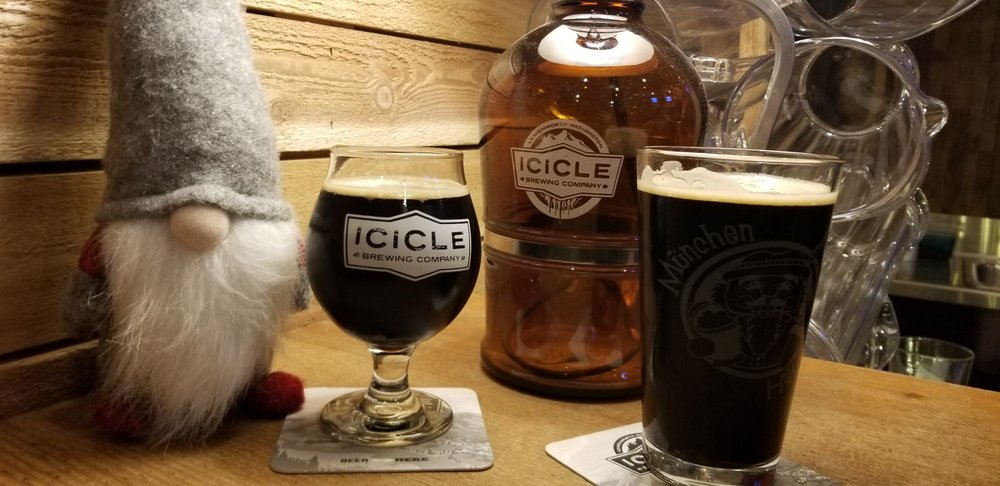 Icicle Brewing: 935 Front St, Leavenworth, WA
