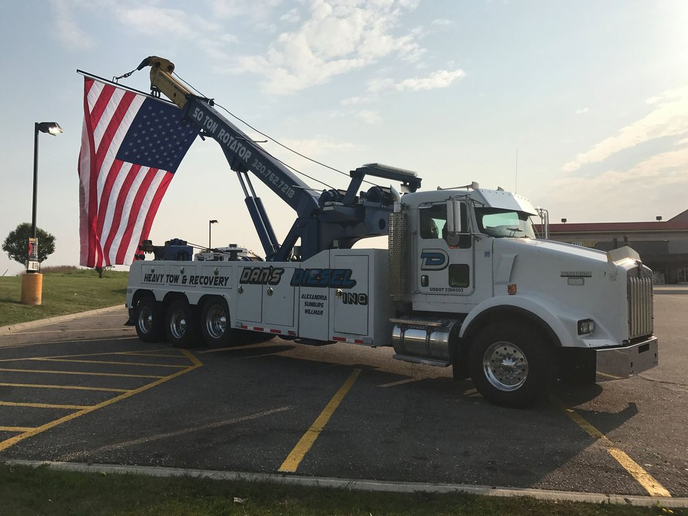 Towing business in Willmar, MN