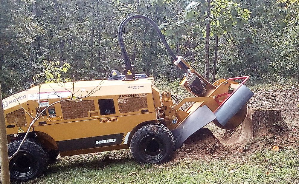 Stump Busters: Oneonta, AL