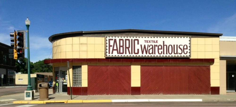 Fabric & Textile Warehouse: 401 N Main St, Mitchell, SD
