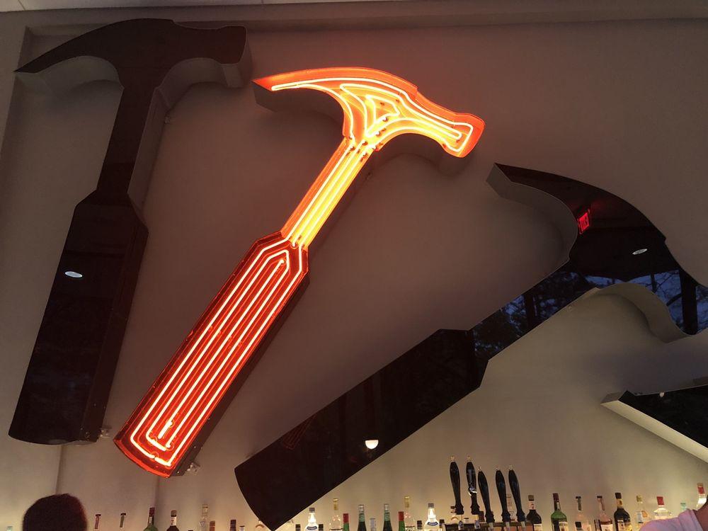 Hammer & Nail: 3800 Woodward Ave, Detroit, MI