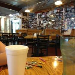 Photo Of Kemah Seafood Restaurant Magnolia Tx United States Quick Shot Inside