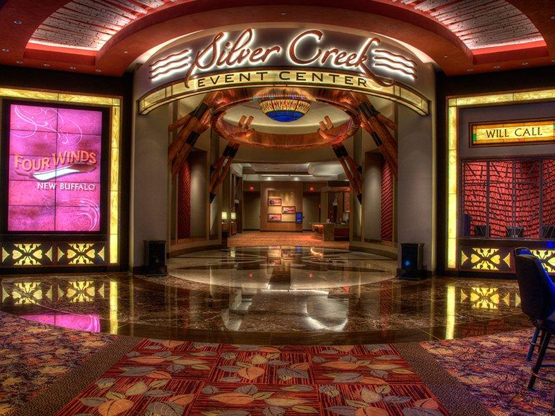 Silver Creek Event Center at Four Winds New Buffalo: 11111 Wilson Rd, New Buffalo, MI
