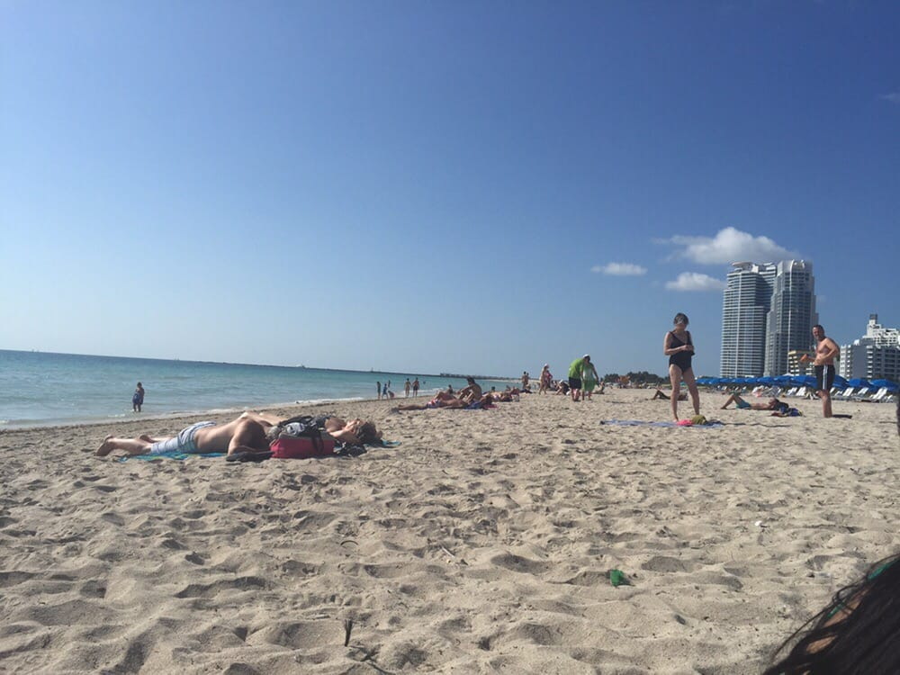 South Beach Miami Acurrate Weather