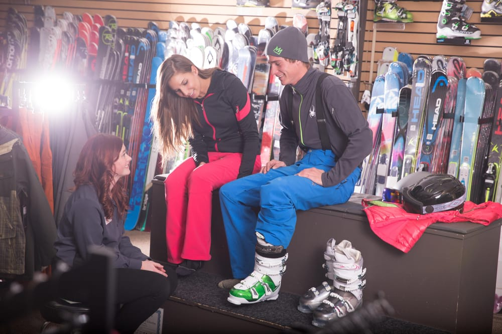 Mammoth Sports in the Village: 6201 Minaret Rd, Mammoth Lakes, CA