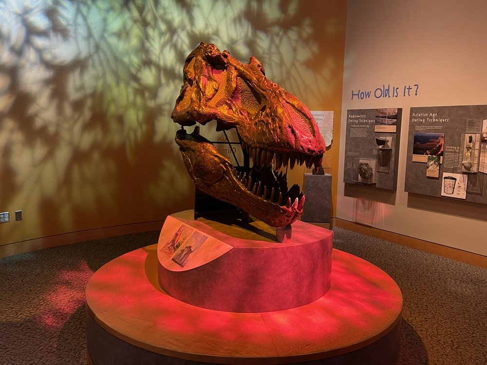 Social Spots from North Carolina Museum of Natural Sciences