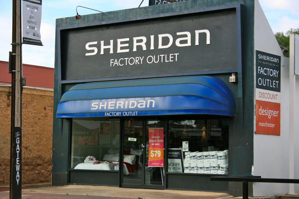 Sheridan australia factory outlet wohnaccessoires 101 for Wohnaccessoires outlet