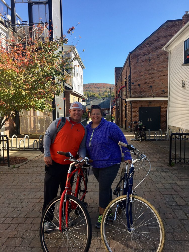 Village Bike Rentals: 31 Park St, Adams, MA