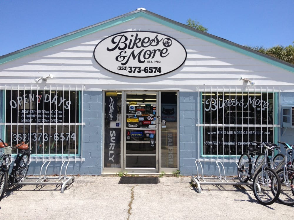 Bikes & More: 2133 NW 6th St, Gainesville, FL