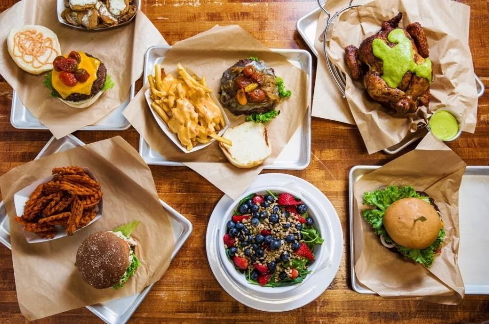 The Barcelona Burger and Beer Garden: 500 S Main St, Mooresville, NC