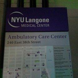 NYU Ambulatory Care Center - Medical Centers - 240 E 38th St