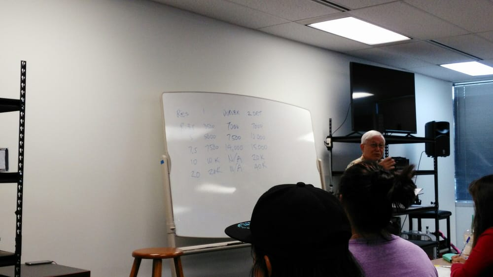 Abe Lee Seminars