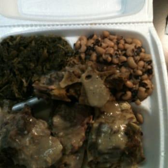 Ebony eyes soul food
