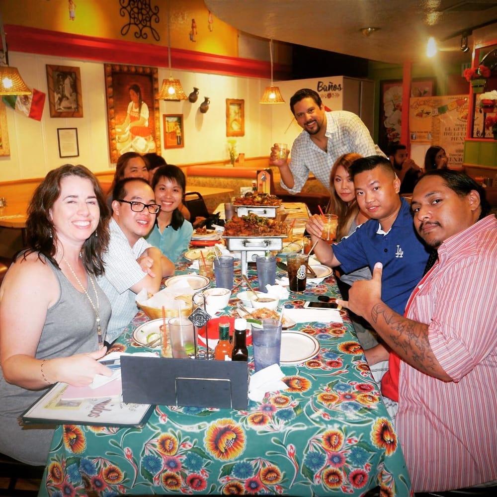 Gloria Mexican Restaurant Huntington Park