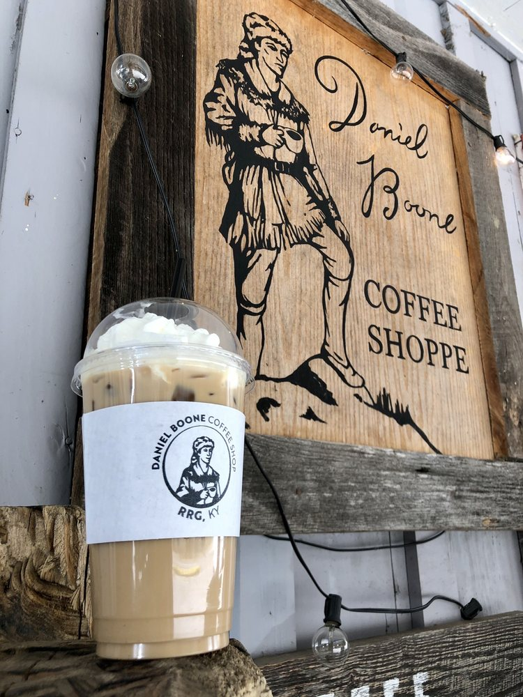Daniel Boone Coffee Shop: 769 Natural Bridge Rd, Slade, KY