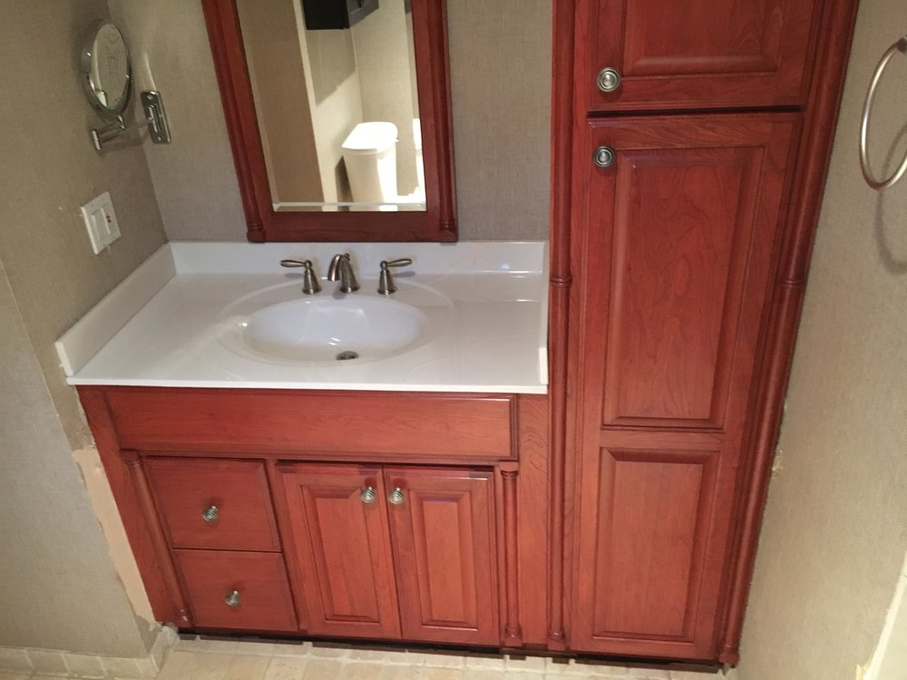Bathroom upgrades yelp for Bathroom upgrades