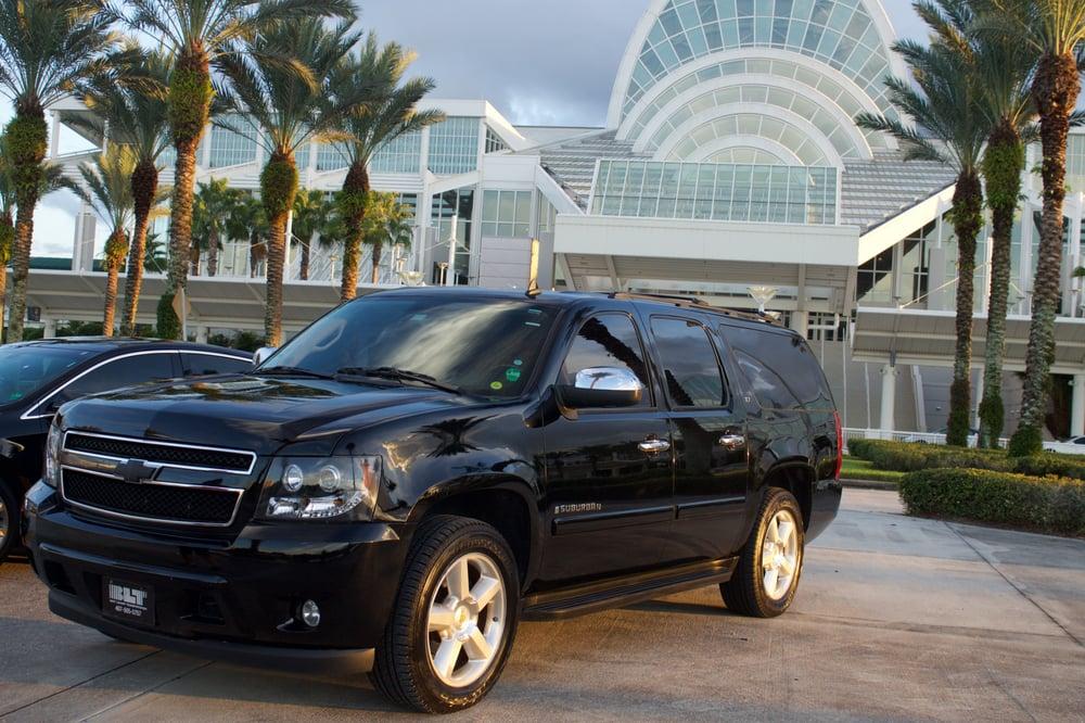 Best Luxury Transportation