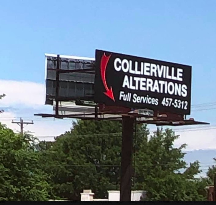 Collierville Alterations: 567 W Poplar Ave, Collierville, TN