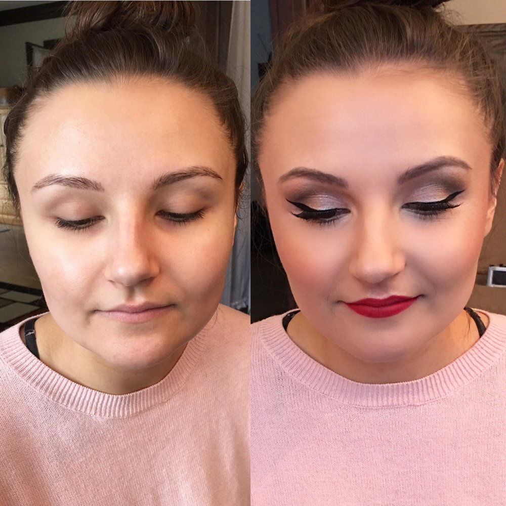 Wedding Makeup For This Beautiful Russian Bride Yelp